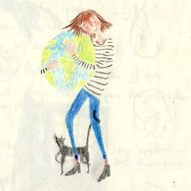 Wee Things Anna Doherty Illustration