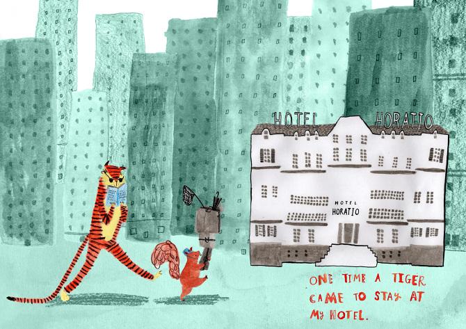 tiger one hotel