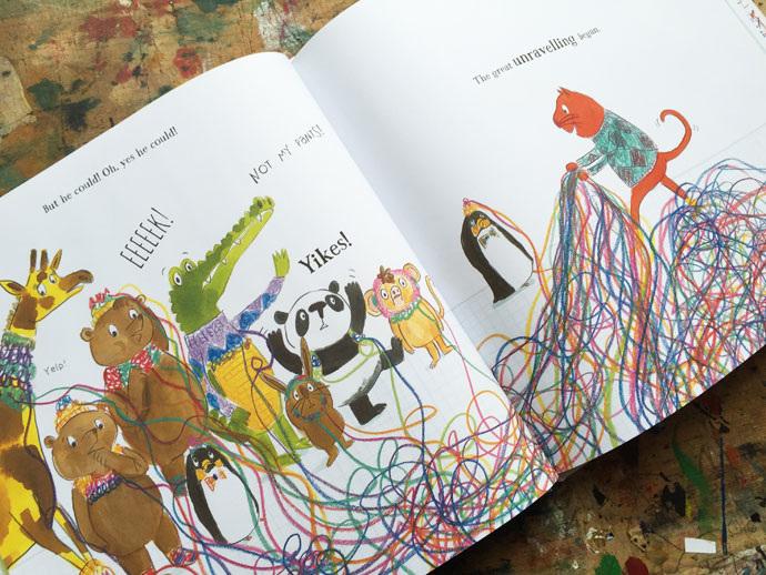 Broccoli Cat Children S Book