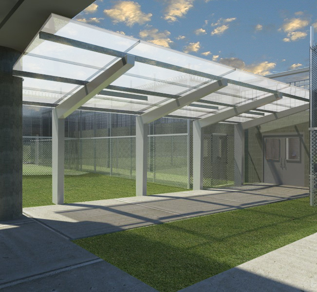 South Mountain Restoration Center Ramla Benaissa Architects